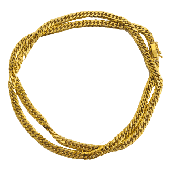 ダイヤモンド・宝石 - 金ネックレスをおまとめ査定