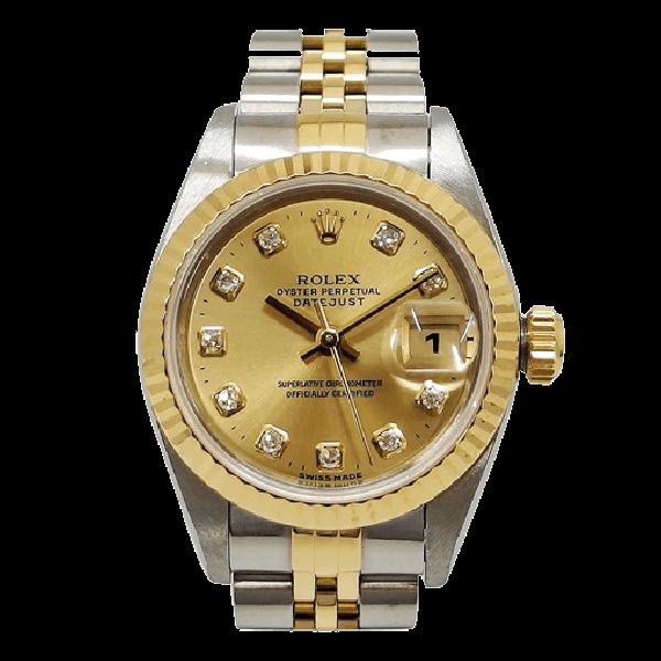 金・ダイヤ・ブランド品・時計を売るなら - ロレックスをおまとめ査定