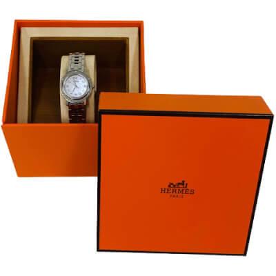 エルメス - 腕時計 クリッパー