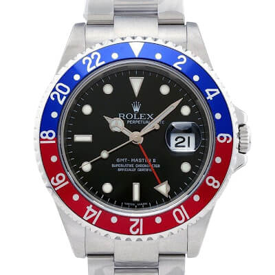ロレックス - ロレックス GMT #16710
