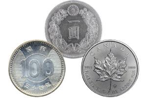 銀 - 銀貨