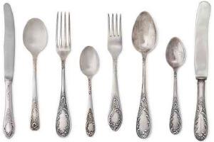 銀 - 銀食器