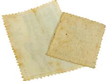 切手 - シミ・カビ