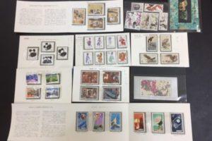 切手 - 青葉台,中国切手,売る