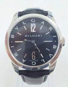 ブルガリ,オートマ,クロノグラフ,腕時計,デイト,ブランド,時計,売る,青葉,高価,買取