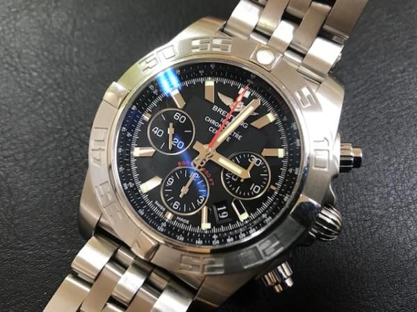 ブランド品 - ブライトリング,オートマ,クロノグラフ,腕時計,デイト,ブランド,時計,売る,青葉,高価,買取