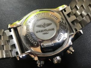 ブライトリング,オートマ,クロノグラフ,腕時計,デイト,ブランド,時計,売る,青葉,高価,買取