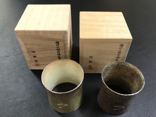 茶道具,銀,竹影堂,青葉,あざみ野,買取,銀製品,高価買取,販売