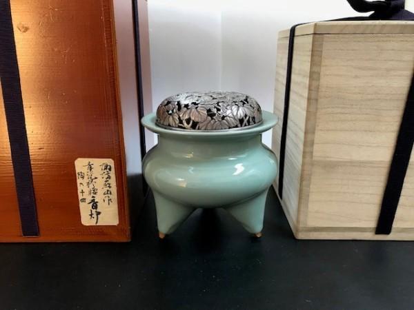 茶器,陶器,青葉台,買取,骨董品
