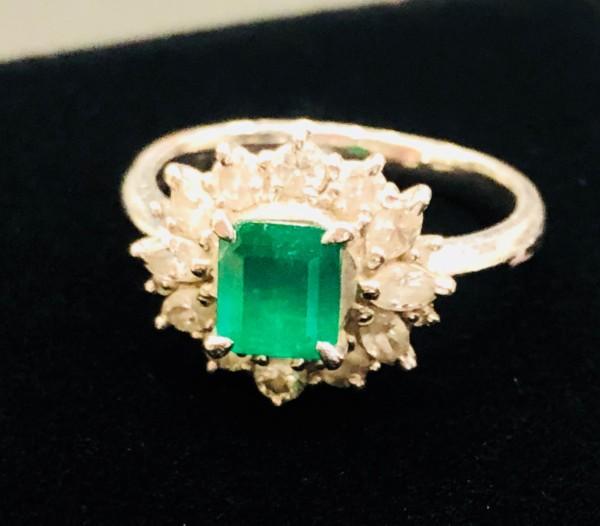 ダイヤモンド・宝石 - 買取,エメラルド指輪,上大岡