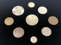 上大岡,買取,外国コイン