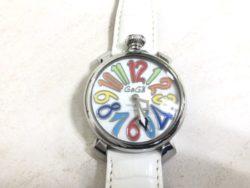上大岡,買取,時計,ガガミラノ