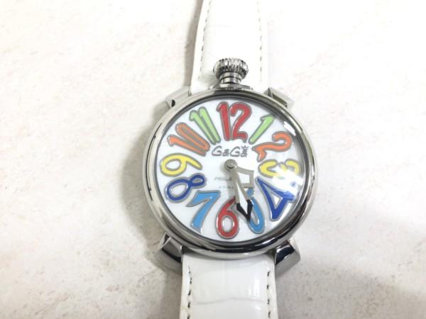 - 上大岡,買取,時計,ガガミラノ