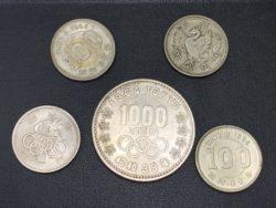 上永谷、買取、記念コイン