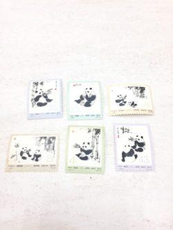 中国切手,買取,むすび