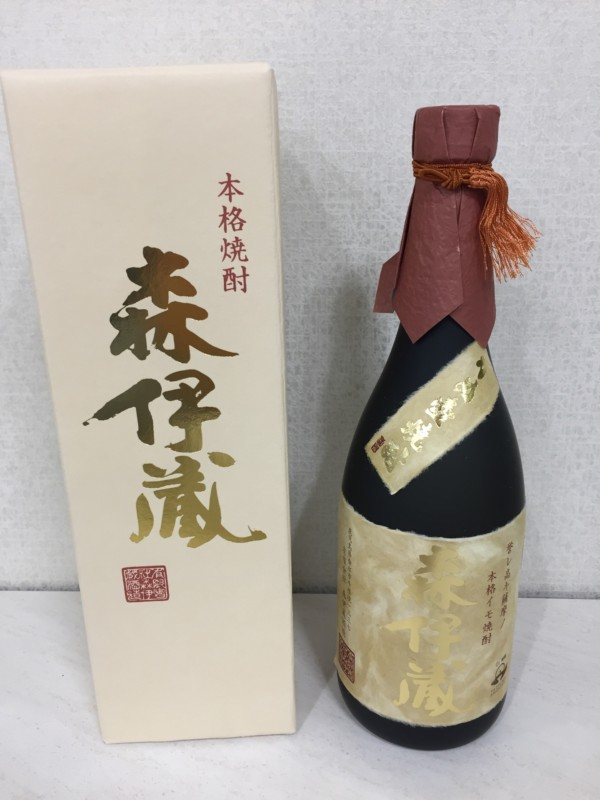 古酒 - 森伊蔵,買取,むすび
