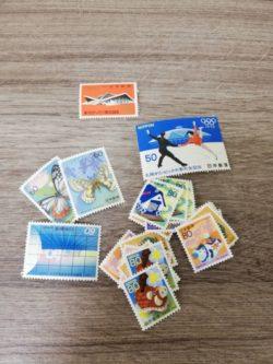 切手,買取,むすび