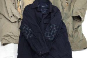 洋服・着物 - バーバリーズ,買取,むすび