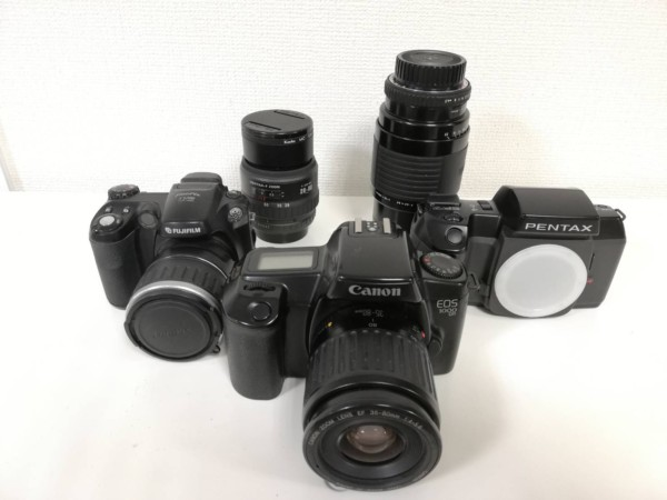 カメラ - カメラ,買い取り,藤沢