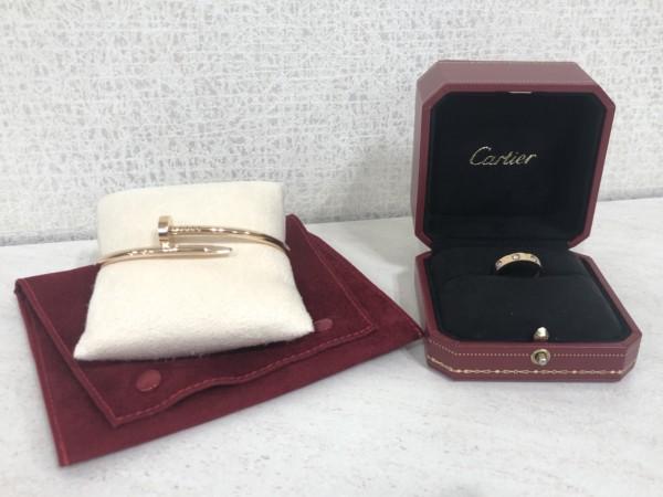 金・ダイヤ・ブランド品・時計を売るなら - 港南台,買取,カルティエ