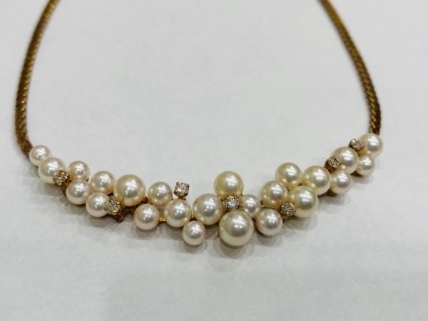 金・ダイヤ・ブランド品・時計を売るなら - 港南台,買取り,真珠