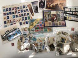海外切手,買取り,南区