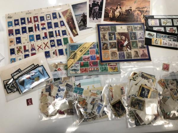 切手 - 海外切手,買取り,南区