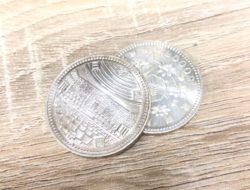 記念硬貨,高価買取,鴻巣市