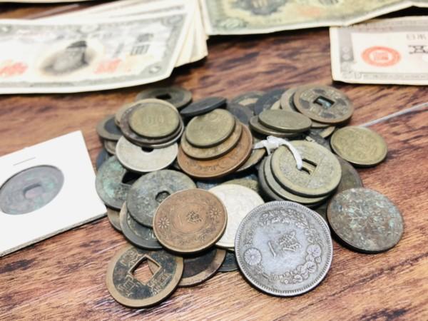 古銭 - 桶川,古銭,買取り