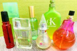 掛川,香水,ブランド