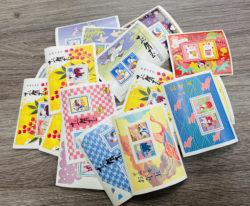 掛川市周辺,記念切手,買取