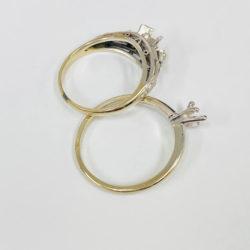 藤沢,リサイクル指輪,金