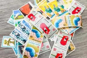 切手 - 高価買取,記念切手,掛川