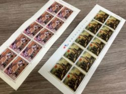 記念切手,買取リ,掛川市