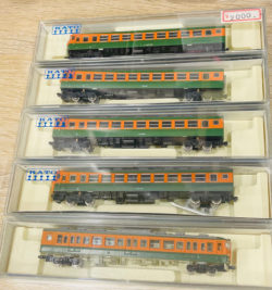 島田,買取,鉄道模型