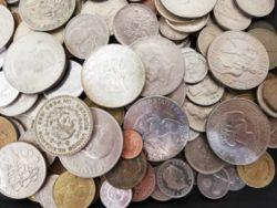弘明寺,外国古銭,買い取り