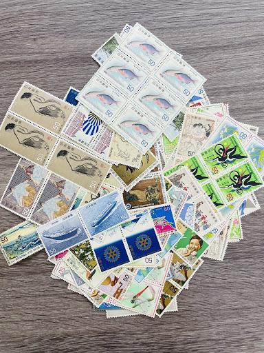 切手 - 記念切手,買取,掛川