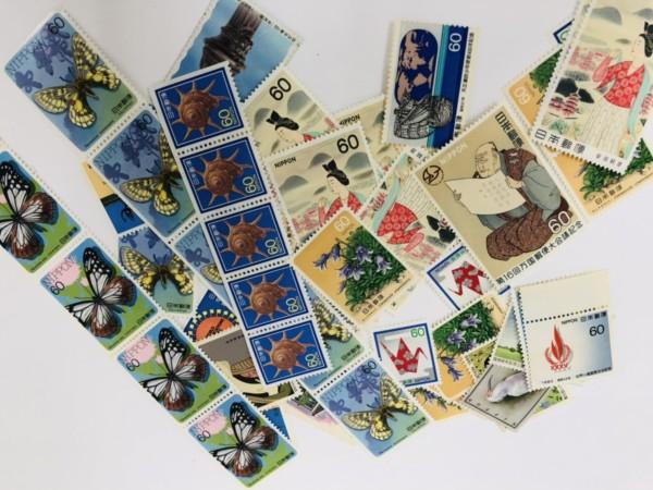 切手 - 横浜市、普通切手、買取