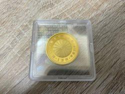 記念硬貨,買取り,菊川