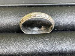 金,指輪,菊川