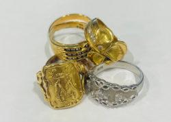 指輪,買取,吉田