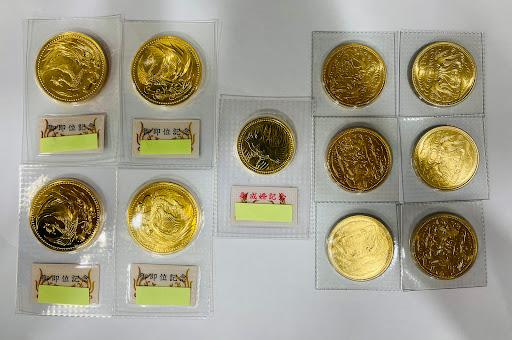 古銭 - 金貨,高価買取,島田